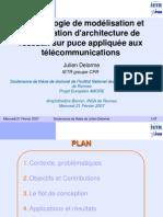 Presentation Soutenance de These Julien Delorme