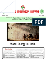 Wood Energy in India