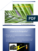 Curso de Fotograf a Digital Nivel b Sico e Intermedio