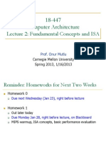 Onur 447 Spring13 Lecture2 Isa