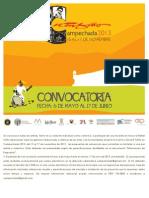 Convocatoria Campechada 2013 | R. Tufiño
