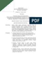 Standar Sarana Dan Prasarana Untuk SD-MI, SMP-MTs, Dan SMA-MA_Permendiknas-24-2007