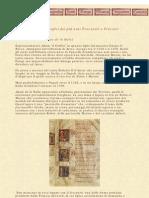 Cenni biografici dei più noti Trovatori e Trovieri