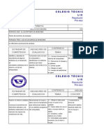 Plan de Asignatura 2012-2013