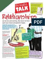 Straight Talk, November/December 2008