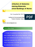 03_Prof Young the Distribution of ACM in Industrial Buildings of Korea 3