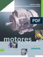 Catalogo Motores Trifasicos Siemens