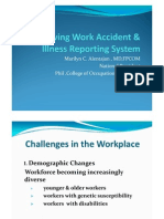 PCOM - Improving Work Accident