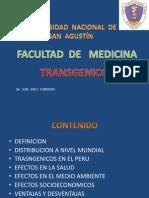 SEMINARIO TRANGENICOS