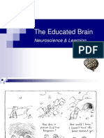 Brain Neuroscience and Learning