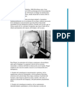 Biografia de Piaget