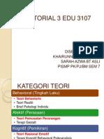 EDU 3107
