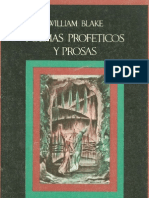 Blake, William - Poemas Proféticos y Prosas
