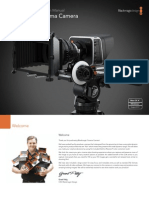 Cinema Camera Manual