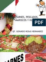 CARNES, PESCADOS, MARISCOS Y HUEVOS.ppt