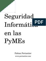 La Seguridad Informatica en Las PyMEs