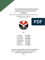Observasi Dan Dokumentasi Pengemasan Produk Pangan Serealia