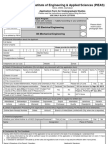 Application Form BS