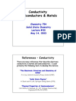 Conductivity Lect20