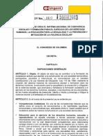 Ley 1620 De15mzo2013-Violencia Escolar