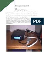 PTT Control y Acoplamientos de Audio hk3gbc