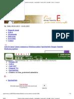 Dimitrie Cel Bun, Protectorul Animalelor - Spiritualitate - Numarul 792 - Anul 2007 - Arhiva - Formula As