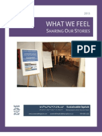 SustainableIqaluit, What We Feel- Sharing our stories