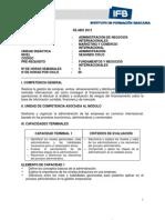 Silabo Administración 2012-I