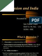 Recession & India