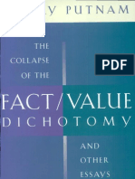The Collapse of the Fact_Value Dichotomy - Hilary Putnam