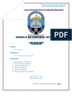 Control Interno Coco