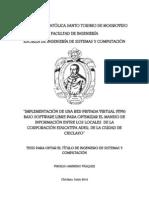 IMPLEMENTACIÓN DE UNA RED PRIVADA VIRTUAL BAJO SOFWARE LIBRE EN EL COLEGIO PRIVADO ADEU (VPN)