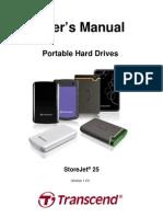 Sj25 Manual-En v1.21