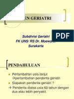 ASSESMENT GERIATRI, Malang