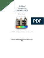 Analisis Termico en Construcciones