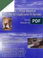Familia - Mica Biserica