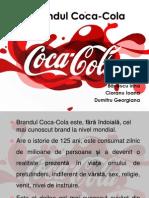 Brandul Coca Cola