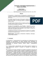 Sistemas de informação e estratégias organizacionais