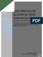 Guia Practica de Gestion de Crisis Comunicacional