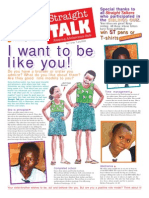 Straight Talk, July 2006