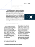 2007 - Prospek Bioteknologi Rotifer, Brachionus Rotundiformis