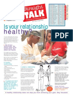Straight Talk, August 2006