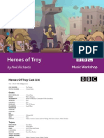 troy playscript