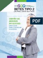 CARTÃO DE CONTROLE DA GLICEMIA