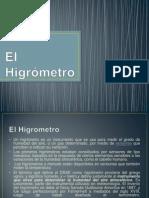 El Higrometro