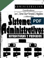 105992396 Sistemas Administrativos Estructuras y Procesos Fulao1