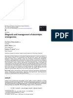 Diagnosis and Management of Electrolyte Emergencies