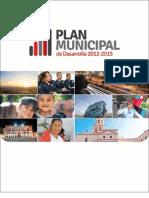 Plan Municipal QRO 12-15