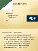 Dokumentasi Perioperatif