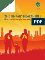 The Unpaid Health Bill